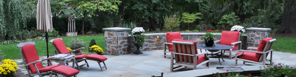 Patio by Turpin Landscaping