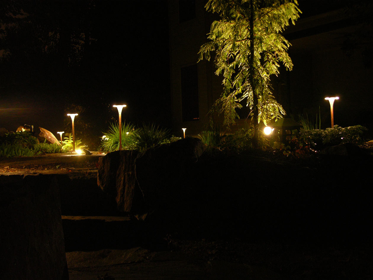 Landscape Lighting By Turpin Landscaping ...