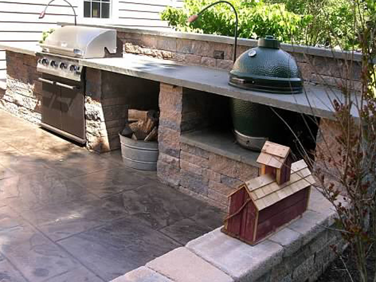 For Outdoor Kitchens Outdoor Kitchens By Turpin Landscaping