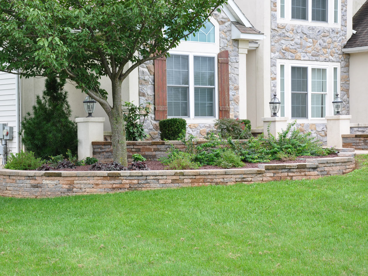 Landscaping Retaining Walls : Perfect Landscaping  Retaining Walls Almost Perfect Landscaping