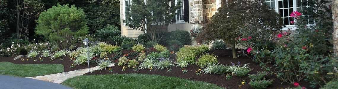 Early Spring Landscape Maintenace