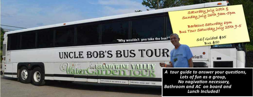 Bus tour 2015
