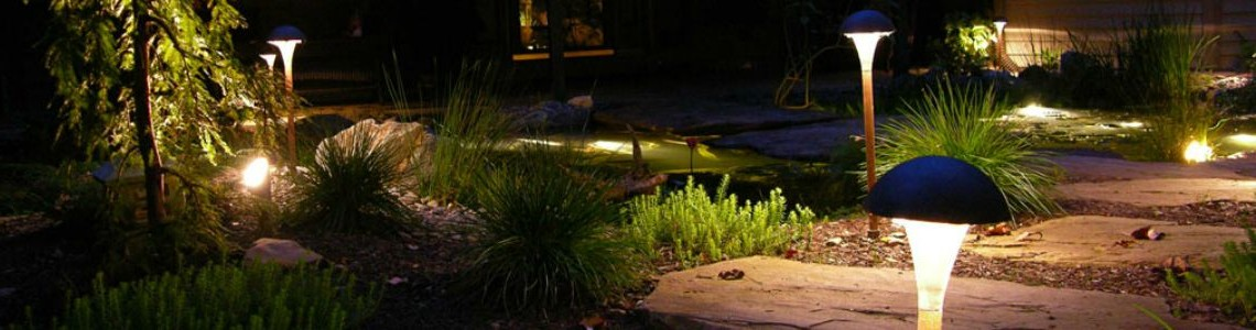 Creating your Landscape Lighting Design in Chester County