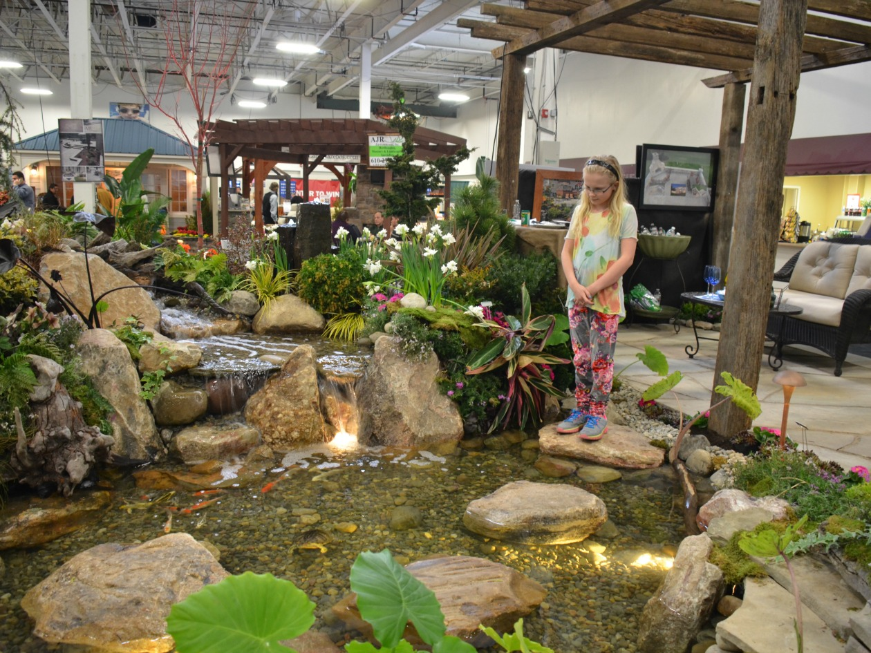 Backyard Landscaping Shows : All new philly home garden show in oaks pa turpin landscaping