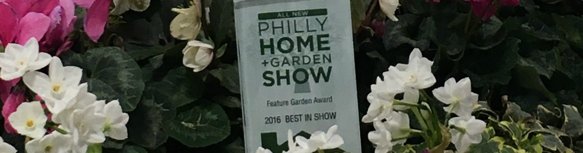 The Landscape Contractor in Montgomery County to Win Best In Show at Philly Home Show