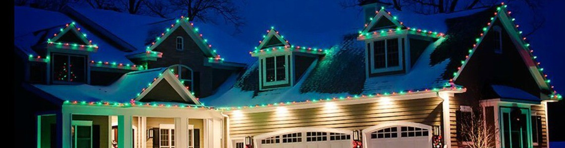 Turpin Landscaping's Crew is one of the Best Holiday Lighting Installers in Chester County PA