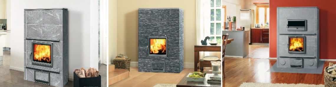 Masonry Heater for Radiant Heat